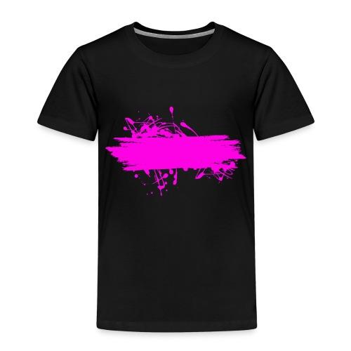 stain fuchsia - Camiseta premium niño