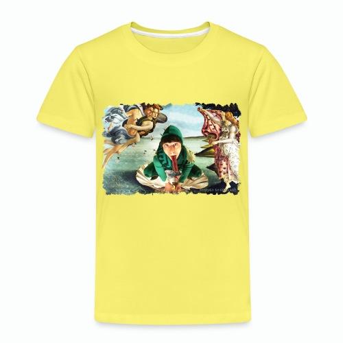 Botticelli - Maglietta Premium per bambini