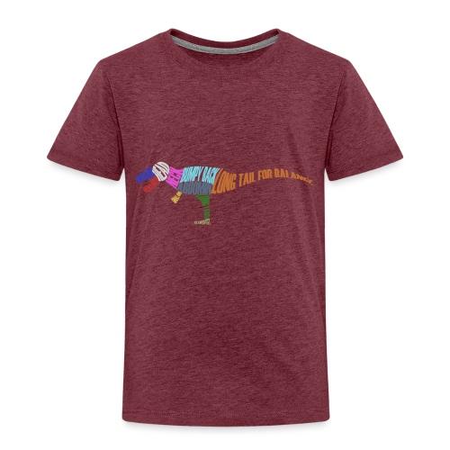 DINOSAUR - Kids' Premium T-Shirt
