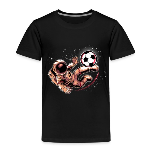 Astronaute football - T-shirt Premium Enfant
