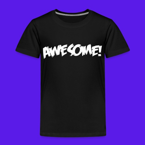 awesome png - Kids' Premium T-Shirt