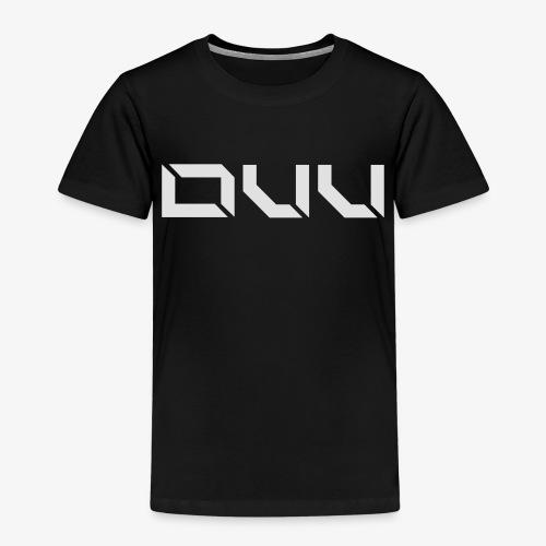 DUU weiß - Kinder Premium T-Shirt