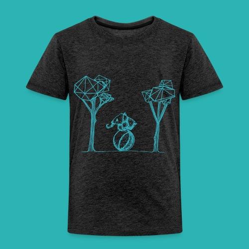 Rotolare_o_capitombolare_lightblu-png - Maglietta Premium per bambini