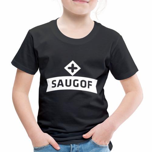 saugof - Kinder Premium T-Shirt