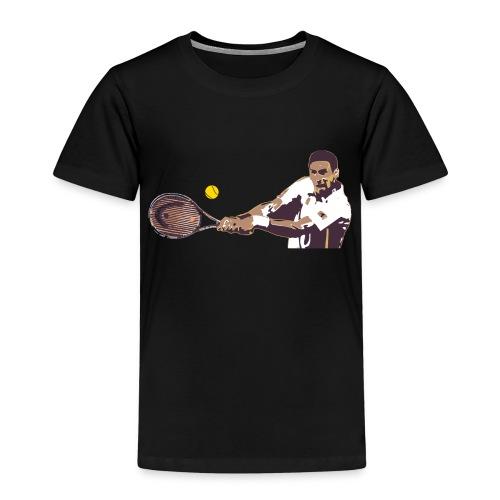 Tennis coup droit 2 mains - T-shirt Premium Enfant