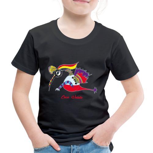 Coco Volute - T-shirt Premium Enfant