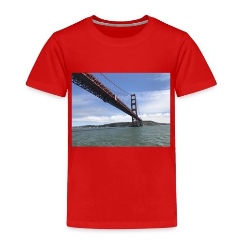 Golden Bro - Børne premium T-shirt