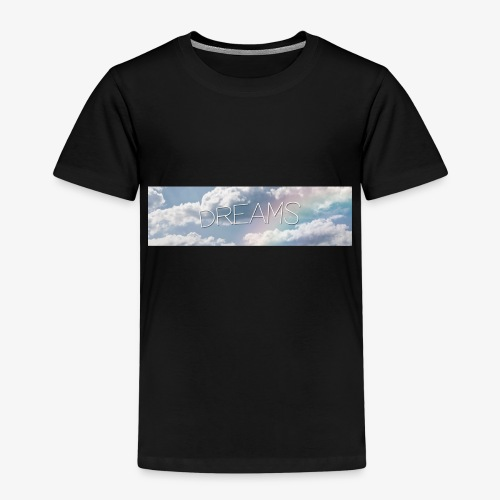 Clouds - Kinder Premium T-Shirt