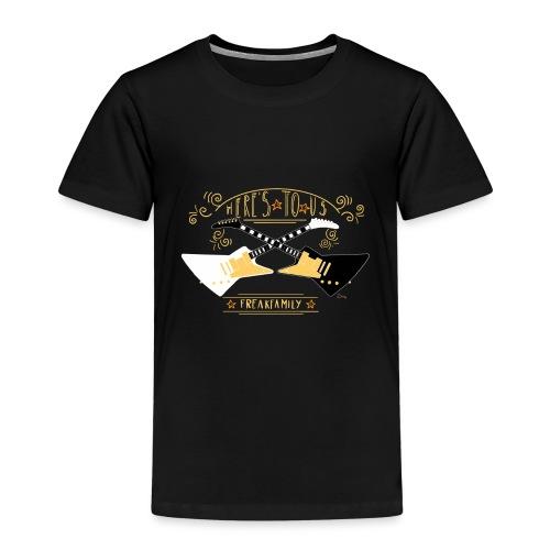 Here s to us Version 1 - Kids' Premium T-Shirt