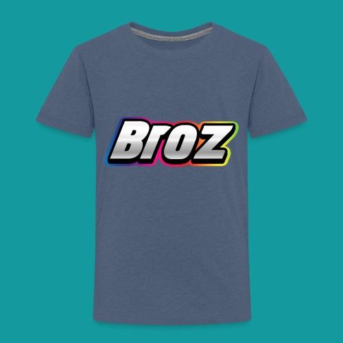 Broz - Kinderen Premium T-shirt