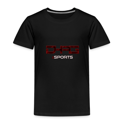 T- Shirt Kinder DHAG Logo - Kinder Premium T-Shirt
