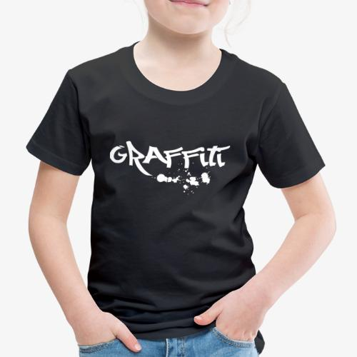 graffiti - T-shirt Premium Enfant