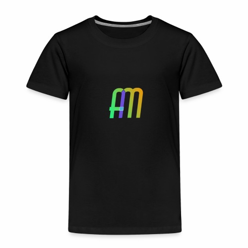 AM Logo - Kids' Premium T-Shirt