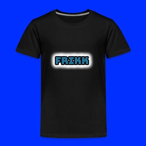 FRIKK MERCH!! - Premium T-skjorte for barn