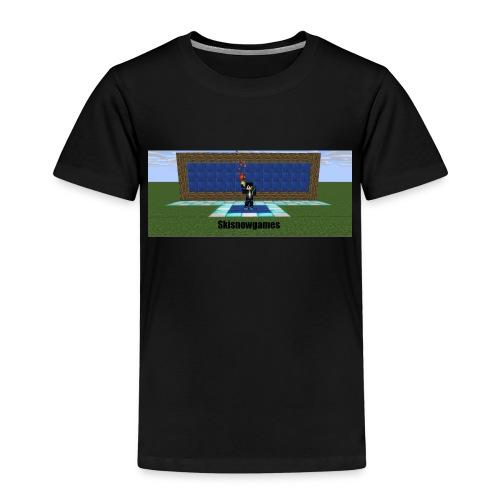 SkiSnowGames - Kinderen Premium T-shirt