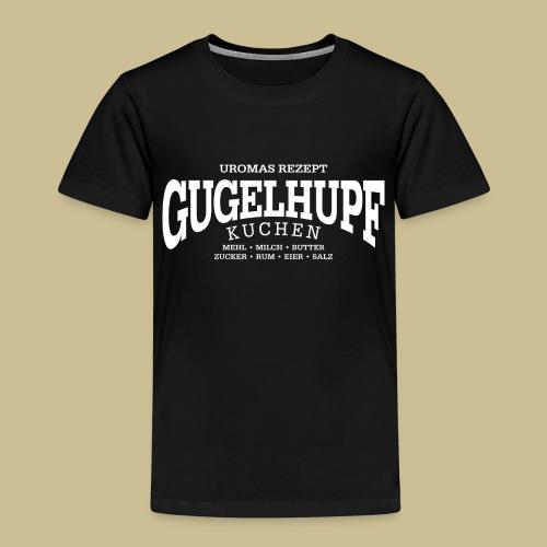 Gugelhupf (white) - Kinder Premium T-Shirt