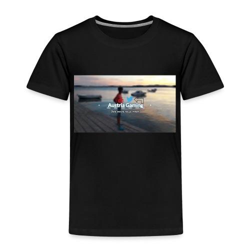 AustriaGAming - Kinder Premium T-Shirt