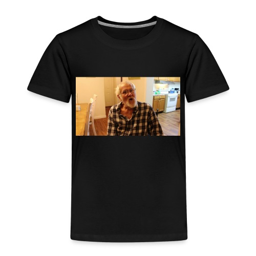 Angry Grandpa - Premium T-skjorte for barn