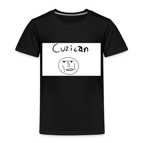 cuz iii cannn - Kinder Premium T-Shirt