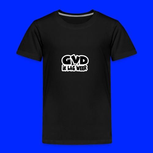 GVD ik lag weer - Kinderen Premium T-shirt