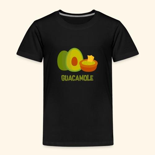 Guacamol1e - Premium-T-shirt barn