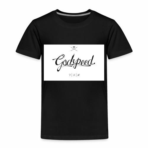 godspeed - Lasten premium t-paita