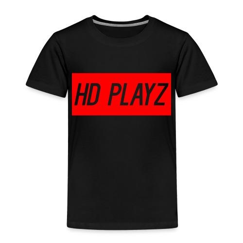 HD Playz DESIGN - Premium T-skjorte for barn