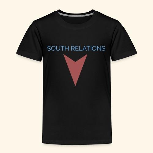South Relations logo - Børne premium T-shirt