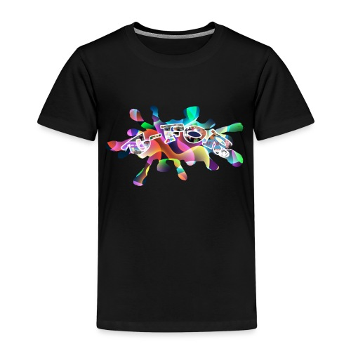 T-FOR Splash - Kids' Premium T-Shirt