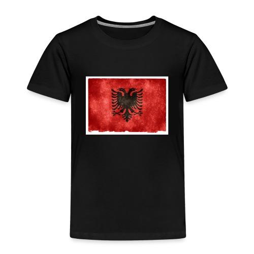 21F6B37E 5682 450E A1BC 1C9634F194DE - Børne premium T-shirt