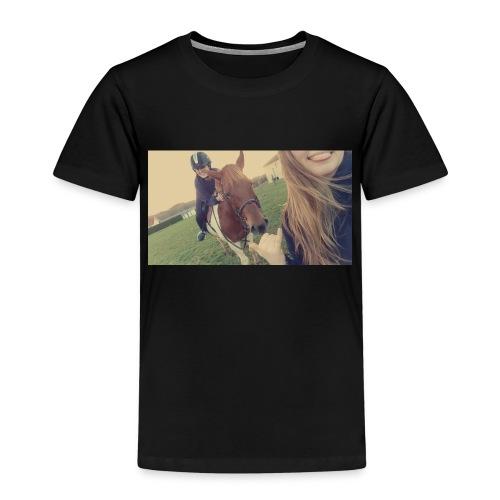 équitation entre amie - T-shirt Premium Enfant