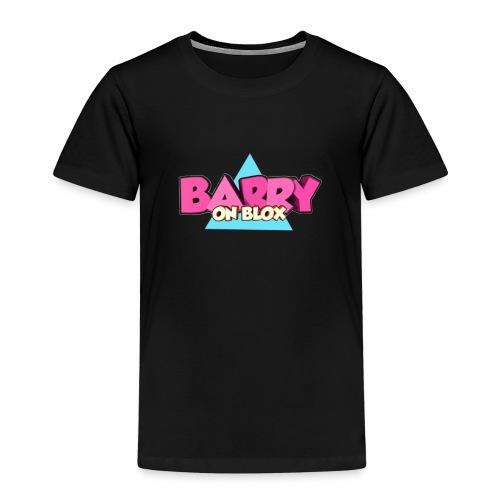 BarryOnBlox Official Merch - Kids' Premium T-Shirt