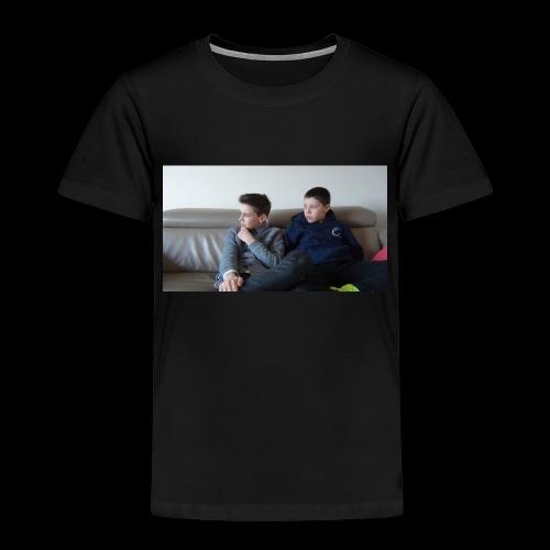 t-shirt de feyskes hd - T-shirt Premium Enfant