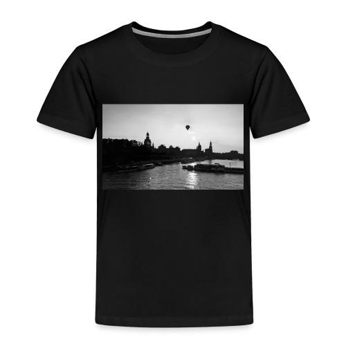 heimatverliebt. Dresden - Kinder Premium T-Shirt