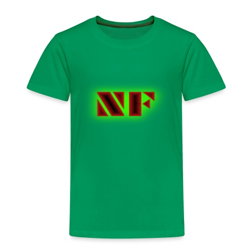 My Logo - Premium T-skjorte for barn