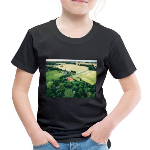 bg balloon - Børne premium T-shirt