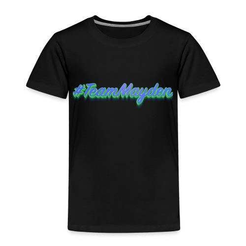 #TeamMayden - Camiseta premium niño