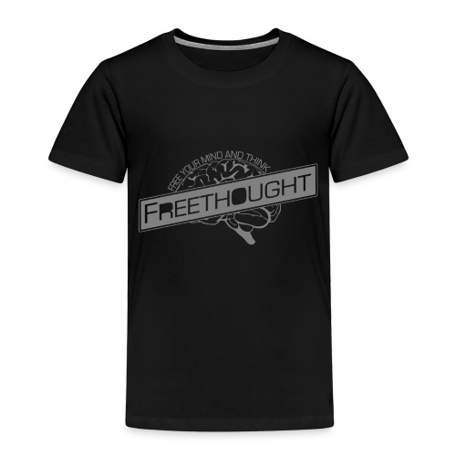 Freethought - Kids' Premium T-Shirt