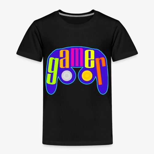 GAMER 02 - Camiseta premium niño