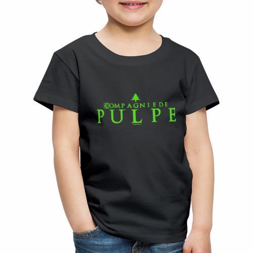 Compagnie de Pulpe - Kinderen Premium T-shirt