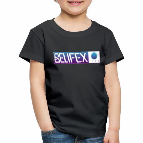 Belifex.com_white_background - Kids' Premium T-Shirt