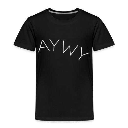 AYWY Clothing - Kinder Premium T-Shirt