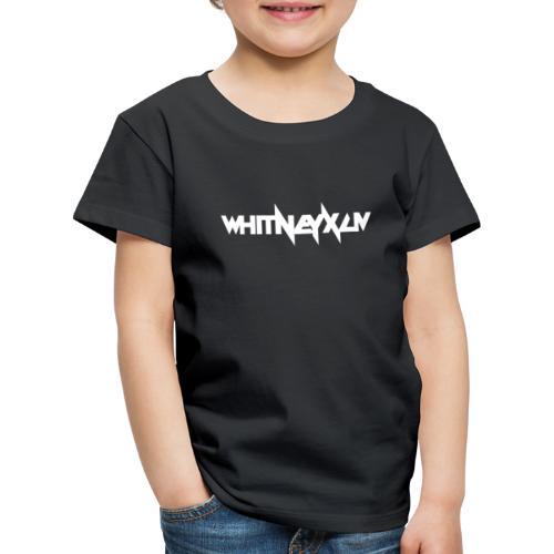 whitney xciv 4000x - Kinderen Premium T-shirt