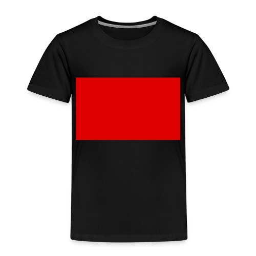 2000px Red flag svg png - Kids' Premium T-Shirt
