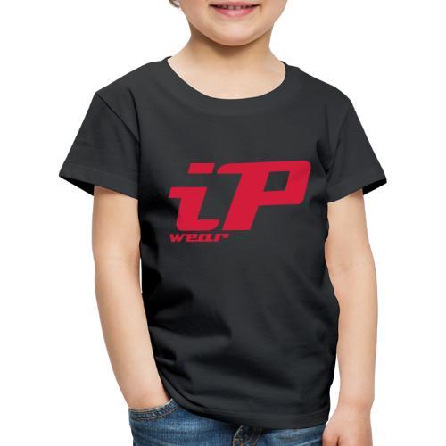 iP wear Rot - Kinder Premium T-Shirt