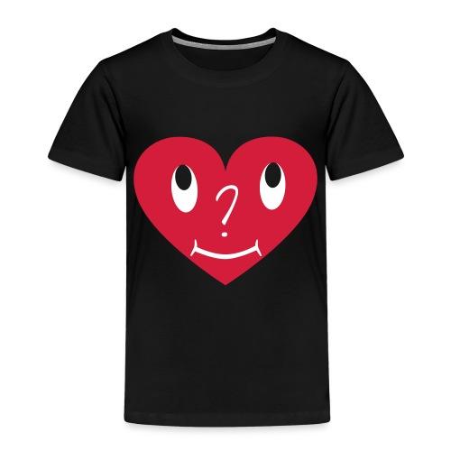 S_Grafik_Herz_C2_REV19091 - Kinder Premium T-Shirt