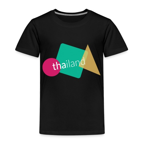 I love Thailand - Asia - Kinder Premium T-Shirt