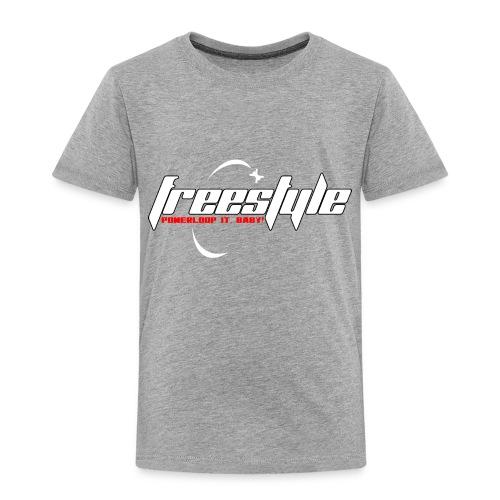 Freestyle - Powerlooping, baby! - Kids' Premium T-Shirt