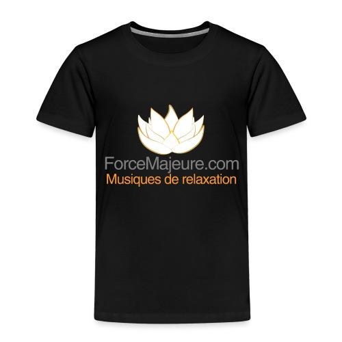 gros logo pour t shirt - T-shirt Premium Enfant