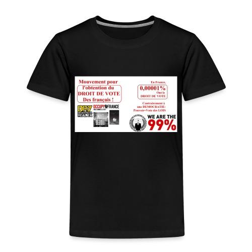0 0001 jpeg - T-shirt Premium Enfant